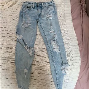 American eagle jeans!!!